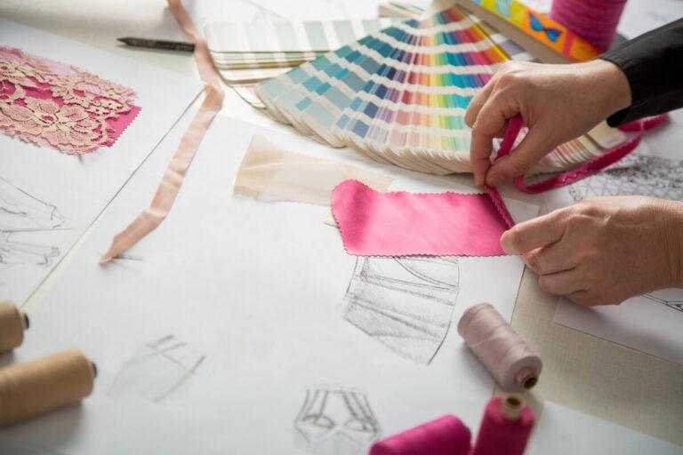 Colori pantone tessuto