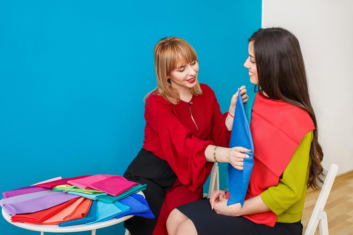 Fashion consulting colori