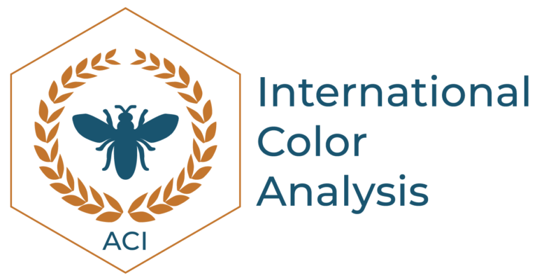 Logo internation color analysis colorato