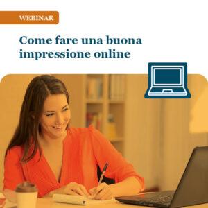 Corso online come fare una prima buona impressione