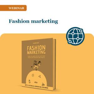 Corso online fashion marketing