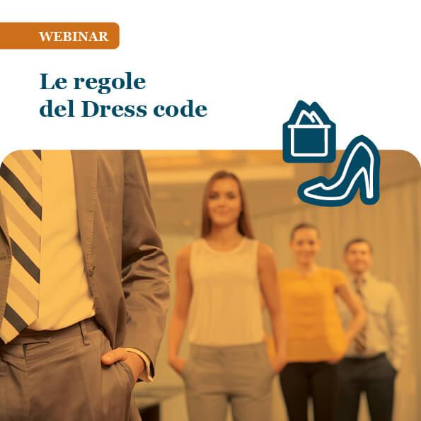 Corso online le regole dress code