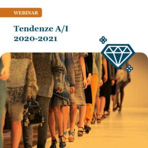 Corso online tendenze a i 2020 2021