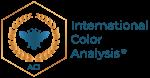 Logo internation color analysis colorato